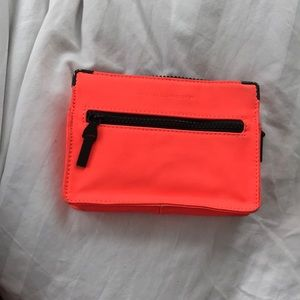 Bright cross body/wallet